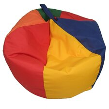Soft Play Primary Bean Bag Chair