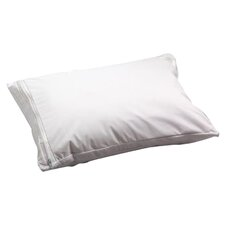 SecureTravel Pillow in White