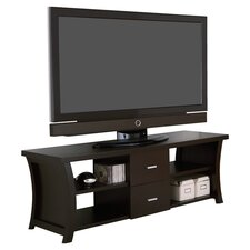 "Tidie 60"" TV Stand in Cappuccino"