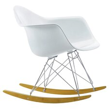 Vitra Eames Decorative Mini RAR Chair in White