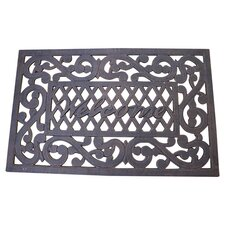 Welcome Doormat in Bronze