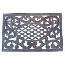 Mississippi Doormat in Pewter