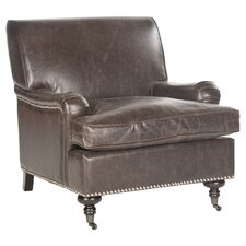 Mercer Chloe Chair in Antique Brown