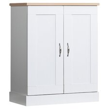 Kitchen Base Pantry in White