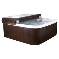 Hydromaster DLX 7 Person Spa in Mahogany