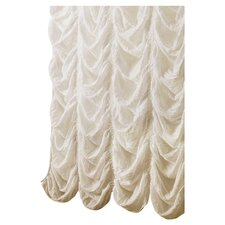 Madelynn Shower Curtain in Ivory