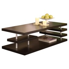 Maxton Coffee Table in Cappuccino