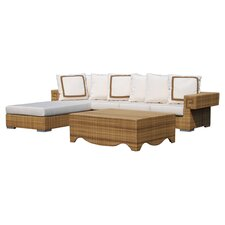 Hollywood 3 Piece Seating Group in Arabica