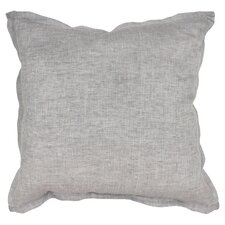 Arabella Throw Pillow in Charcoal