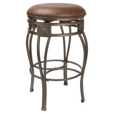 "Montello 30"" Barstool in Old Steel"