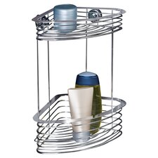 ProFIX Corner Shower Caddy in Chrome