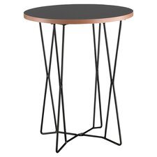 Network End Table in Black