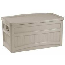 Addington Peony Deck Storage Box in Taupe