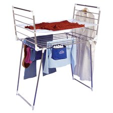 Extendable Drying Rack in Steel