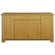 Sherwood Sideboard in Natural Oak