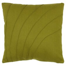 Cruz Throw Pillow in Green
