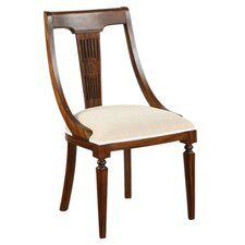 Vanessa Dining Chair in Mahogany