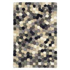 Confetti Black & Gray Rug