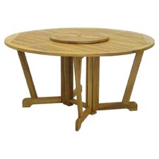 Henley Round Dining Table in Natural