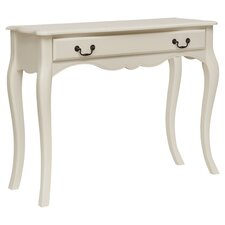 Chantilly Dressing Table in Antique White