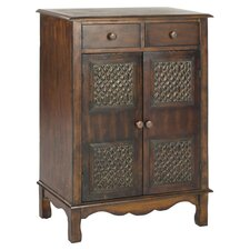 Herbert Cabinet in Dark Brown