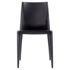 Mario Bellini Side Chair in Black (Set of 6)