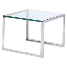 SM Side Table in Silver