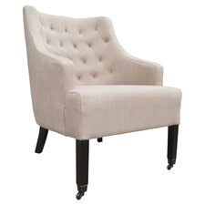 Katherina Arm Chair in Cream