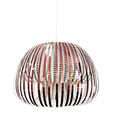 La Couronne 1 Light Pendant in Copper
