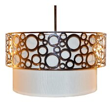 Espirit 3 Light Pendant in Copper