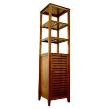 Rex Spa Tower in Light Walnut