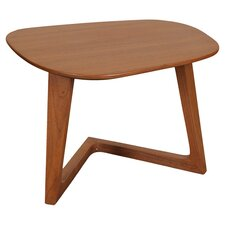 Godenza End Table in American Walnut