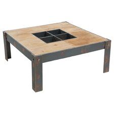 Bolt Coffee Table in Distressed Natural
