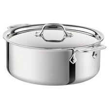 All-Clad Stock Pot in Stainless Steel