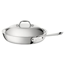 All-Clad French Skillet in Stainless Steel
