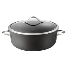 Calphalon 8.5 Qt. Nonstick Dutch Oven in Black