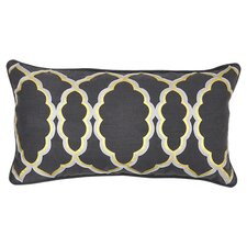 Sofisticare Accent Pillow in Charcoal