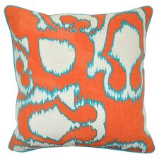 Leilani Accent Pillow in Orange