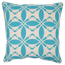Katura Accent Pillow in Teal