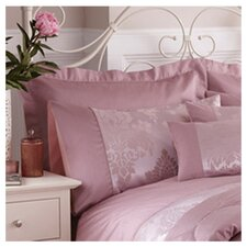 Anastasia Oxford Pillowcase in Pink
