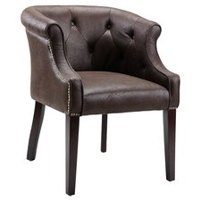 Chelsea Arm Chair in Walnut