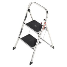 K30 Step Ladder in Aluminium