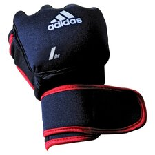 Weight Glove in Navy & Red