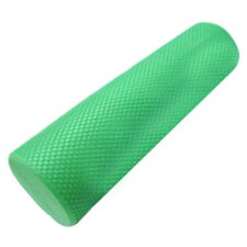 12'' Round EVA Foam Roller in Green