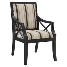 Accent Arm Chair in Eclipse Black
