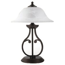 Ella Table Lamp in Dark Bronze