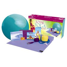 5 Piece Total Yoga Kit