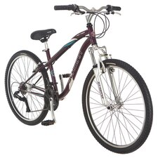 Women's High Timber Mountain Bike in Black
