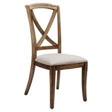 Mustique Mango Dining Chair in Coffee