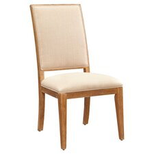 Ace Side Chair in Cerused Oak